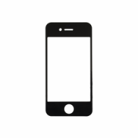 iPhone 4 touch glass lens
