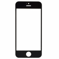 iPhone 5S touch glass lens