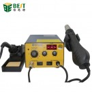 BEST-902D Top Quality Lead Free Heat Gun Hot Air Soldering Desoldering Rework Station for SMD PCB