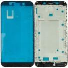 Asus Zenfone 3 Laser ZC550KL Front Frame (White/Black) (OEM)