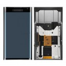 BlackBerry Priv Screen Assembly with Frame (Black) (Original)