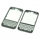 BlackBerry Q5 Front Housing - Black - Original