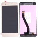 Lenovo Vibe S1 Screen Assembly (Gold) (Premium)