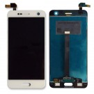ZTE Blade V8 BV0800 Screen Assembly (White) (OEM)