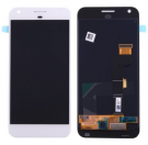 HTC Google Nexus Marlin M1 (HTC Pixel XL) Screen Assembly (White/Black) (OEM Refurb)