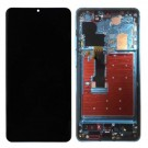 Huawei P30 Display Screen Replacement with Frame (Sky/Aurora/Black) (OEM)