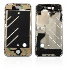 iPhone 4 Middle Cover Full Assembly Black