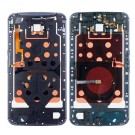 Motorola Nexus 6 Middle Plate - Blue - Original