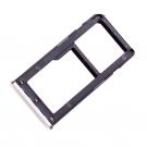 Nokia 6 SIM & SD Card Tray (Silver/Black) (OEM) 5pcs/lot