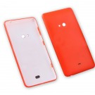 Nokia Lumia 625 Orange Back Cover Original