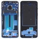 OnePlus 7 Middle Frame Bezel Plate (Blue/Grey) (Original)