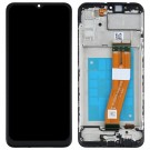 Samsung Galaxy A02s SM-A025F Screen Assembly with Frame (GE Version) (Black) (Original)