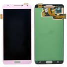 Samsung Galaxy Note 3 N9005 Screen Assembly (Pink) (Premium)