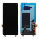 Samsung Galaxy S10 Screen Replacement (Black) (OEM-Refurb)