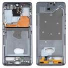 Samsung Galaxy S20 Ultra 5G G988B Middle Frame Bezel Plate (Gray/Black) (Original)