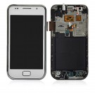 Samsung Galaxy S i9000 Full Set LCD Display Digitizer Assembly With Frame White - Full Original