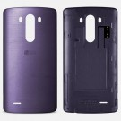 LG G3 D850 D851 D855 Back Cover Battery Door + NFC Wireless Purple Moon Violet
