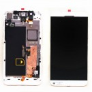 BlackBerry Z10 LCD Screen and Digitizer Assembly with Middle Plate (4G Version) - White - Full Original