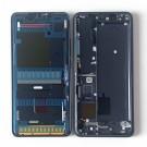 Xiaomi Mi Note 10 Front Frame Black (Original)