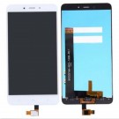 Xiaomi Redmi Note 4 Pro Screen Assembly (White) (Premium) - frame optionaled