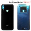 Xiaomi Redmi Note 7 Battery Door (Black) (Original)