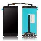ZTE Blade V7 LCD Screen and Digitizer Assembly - Black - Original