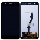 ZTE Blade V7 Lite LCD Screen and Digitizer Assembly - Black - Full Original - frame optionaled