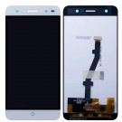 ZTE Blade V7 Lite LCD Screen and Digitizer Assembly - White - Full Original