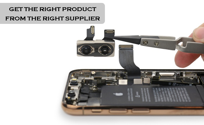 A Right Cell Phone Parts From Wholesale Supplier